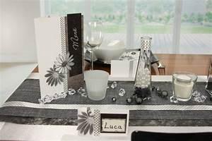 Tischdeko Schwarz Weiß Ideen : tischdeko schwarz wei fest tischdekorationen tm24 ~ Bigdaddyawards.com Haus und Dekorationen