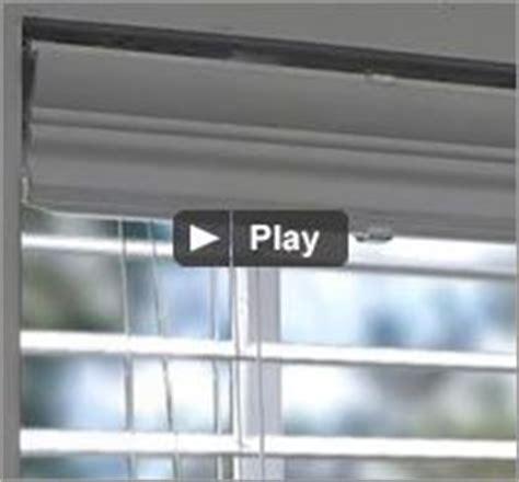 Fixing A Broken Tilt Mechanism In A Window Blind Is An