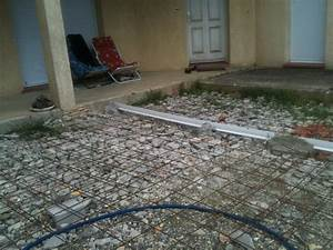 faire une dalle beton exterieur newsindoco With comment faire une terrasse en carrelage