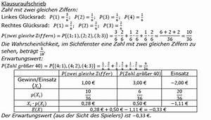 Wahrscheinlichkeit Berechnen : zufall und wahrscheinlichkeit wahlteile ii realschulabschluss ~ Themetempest.com Abrechnung
