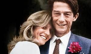 John Hurt39s Ex Wife Says She Will Always Love Him Daily