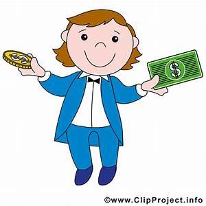 Geld machen - Clipart kostenlos  Clipart