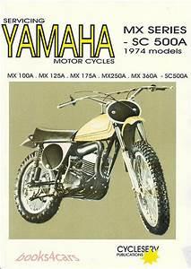 Yamaha Dt 175 Workshop Manual