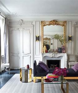 Deco Baroque Moderne : deco baroque moderne salon de la decoration on d ~ Teatrodelosmanantiales.com Idées de Décoration