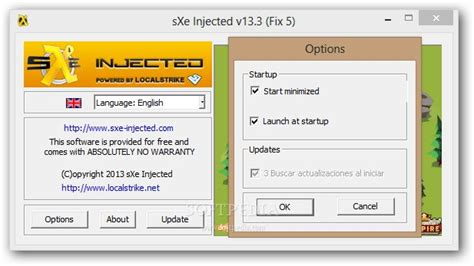 download sxe injected latest version free