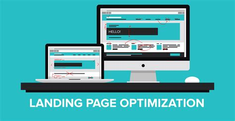 optimize  landing pages  practices insite media