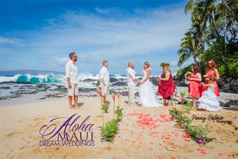 Elopement Packages Maui Hawaii