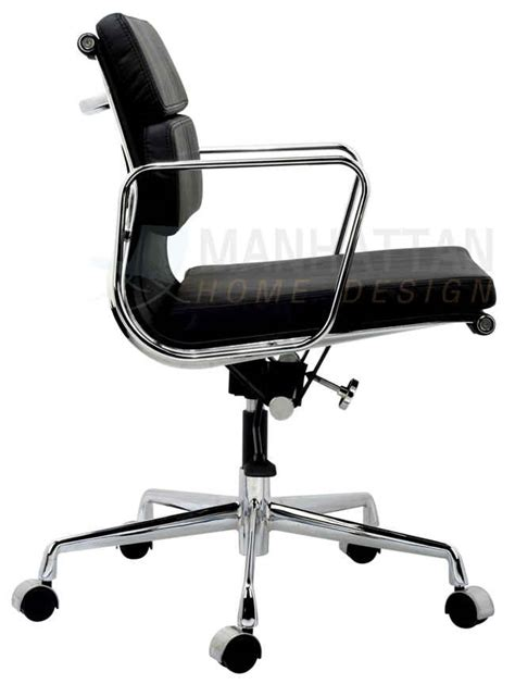 Eames Soft Pad Lounge Chair Replica by Eames Soft Pad Management Chair Replica Eames Office Chair