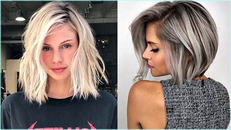 12 Beautiful Medium Bob Haircuts & Edgy Looks