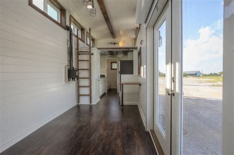 container shipping 40ft tiny homes built rustic living using custom chic unit disguised even weekend stove away wood bestlaminate