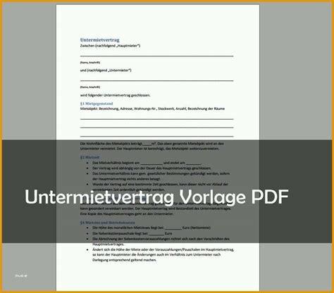 untermietvertrag vorlage pdf untermietvertrag vorlage pdf 31 fantastisch vorlage sie kennen m 252 ssen kostenlos vorlagen und