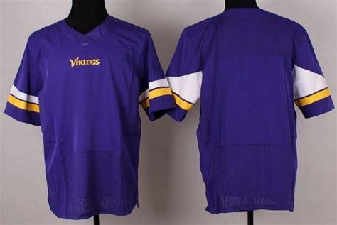 Nike Minnesota Vikings Blank 2013 Purple Elite Jersey On