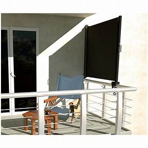 balkon markise quotanthrazitquot ca 08 m x 3 m expert With markise balkon mit tapeten wischtechnik optik