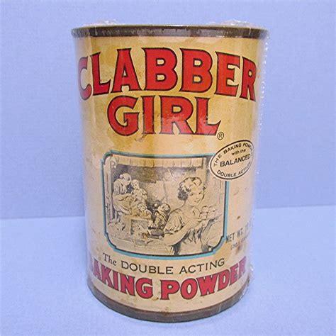 baking powder for sale clabber 10 oz baking powder tin from drury on ruby