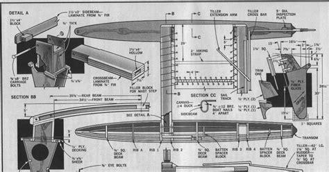 Mechanix Illustrated Boat Plans by Mechanix Illustrated Boat Plans Jinx 3 Jonni