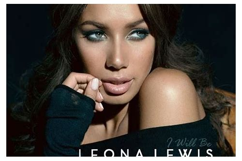 mp3 leona lewis i will be