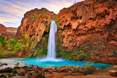 Havasu Falls Permits And Camping Almost Everything You