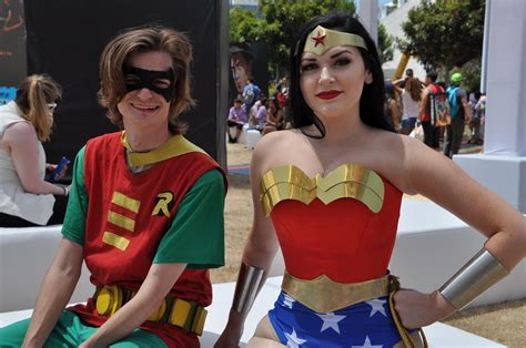 Comic Con 2017 The Best Cosplay From Wonder Woman To