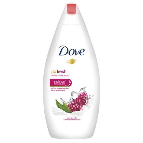 Dove Go Fresh Pomegranate & Lemon Body Wash  Body Care