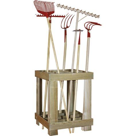 rangement outils jardin range outils burger leroy merlin