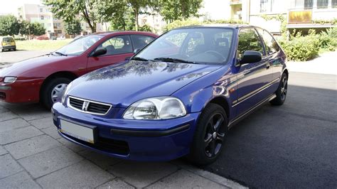 Honda Civic Hatchback Picture by 2000 Honda Civic Hatchback Vi Pictures Information And