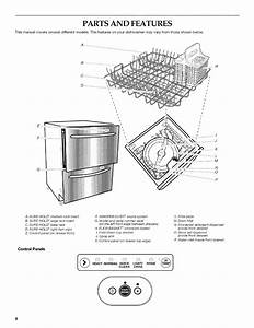 Kitchenaid Kudd01dppa1 User Manual Dishwasher Manuals And