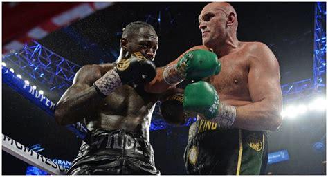 Tyson Fury Knockout Deontay Show
