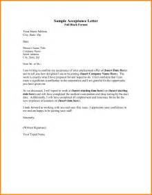 Full Block Style Business Letter Format