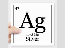Periodic Table Silver Hobbies Gift Ideas Periodic Table