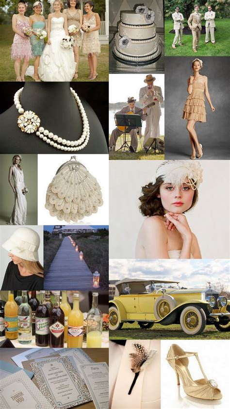 Plan a Wedding on a Budget: 1920's Great Gatsby Theme