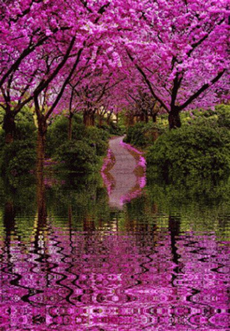 imagenes de jardines hermosos  movimiento
