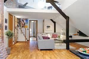 wohnungen einrichten beispiele elegantes braun beiges farbschema wohnwand erste eigene wohnung wohnen im loft