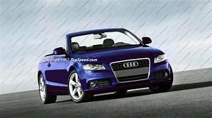 Audi A4 Cabriolet : 2009 audi a4 convertible top speed ~ Melissatoandfro.com Idées de Décoration