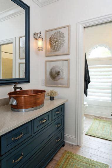 inspired  paint  bathroom vanity   neutral