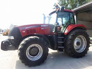 Case Ih Magnum 250 280 Continuously Variable Transmission