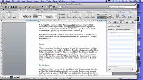 Resume Creator Word 2010 by Bibliography In Word 2010 California Wishwrite