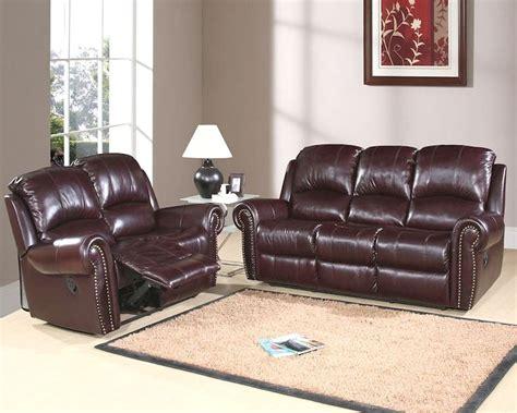 abbyson living bradford reclining sofa abbyson living reclining sofa set lexington ab 55ch 8811