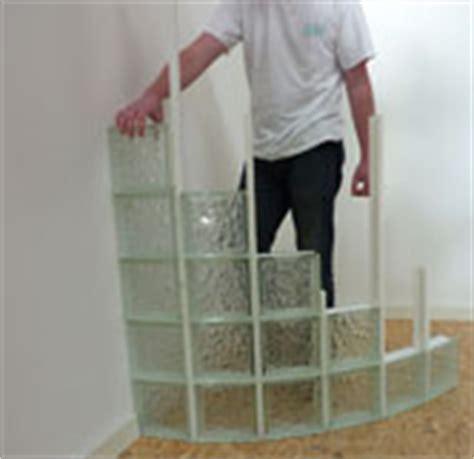 saverbat panneaux en briques de verre joint mortier
