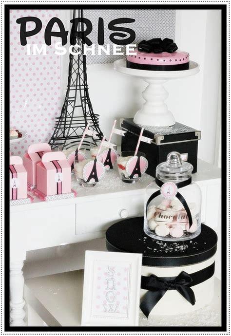 Eiffel Tower Birthday Party Decorations Ideas Interior