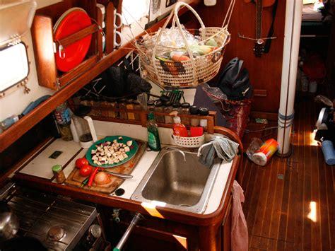 life  sea  pleasures  perils  nautical cooking