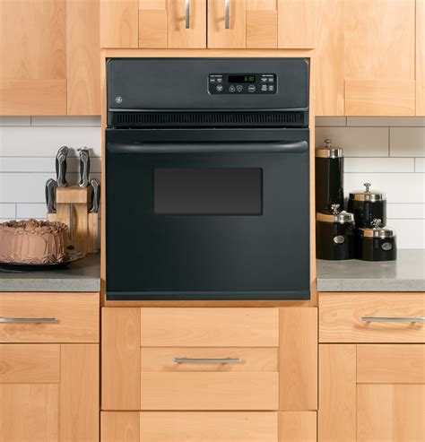 jrsbjbb ge  electric single standard clean wall oven black