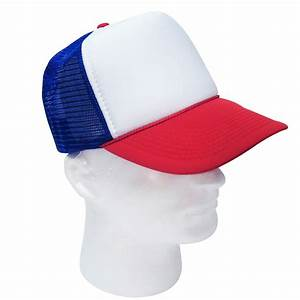 Stranger Things Dustin Baseball Trucker Hat - 388205