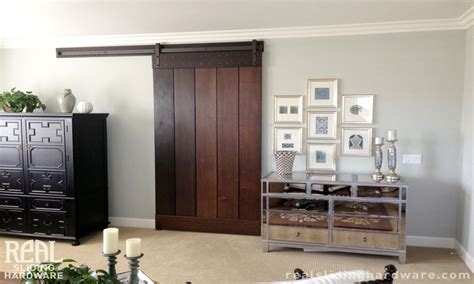 Barn Door For Bedroom, Sliding Barn Door Hardware Kit Lowe