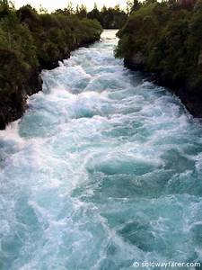 Taupo Whitewater Rafting, the Waikato River and Huka Falls ...