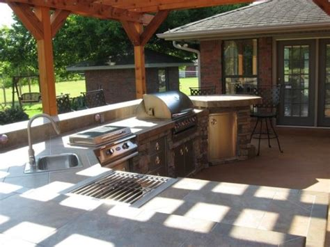 lowes outdoor fireplace outdoor kitchen kits costco