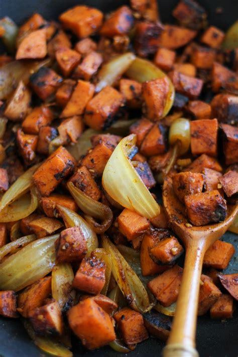 fries recipe sweet potato home fries the roasted root Home
