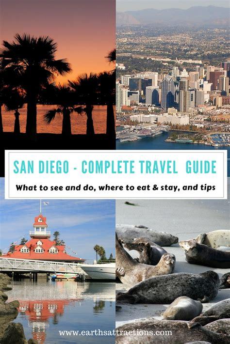 san diego tourist bureau a complete travel guide to san diego usa earth 39 s