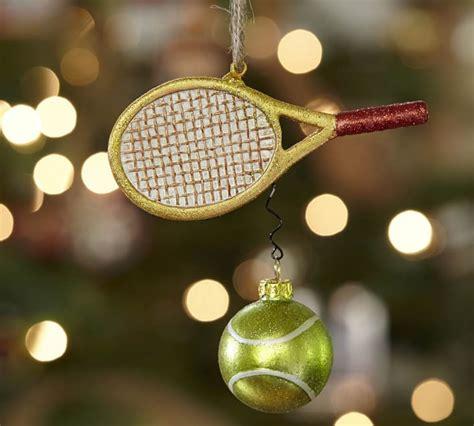tennis christmas ornaments princess decor
