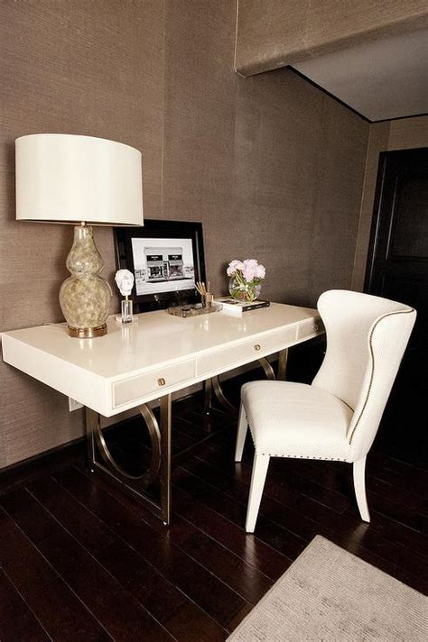 master bedroom  desk transitional bedroom