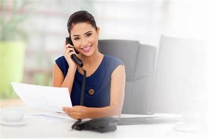 Secretaresse Uw Minder Personeelskosten Secretary Phone